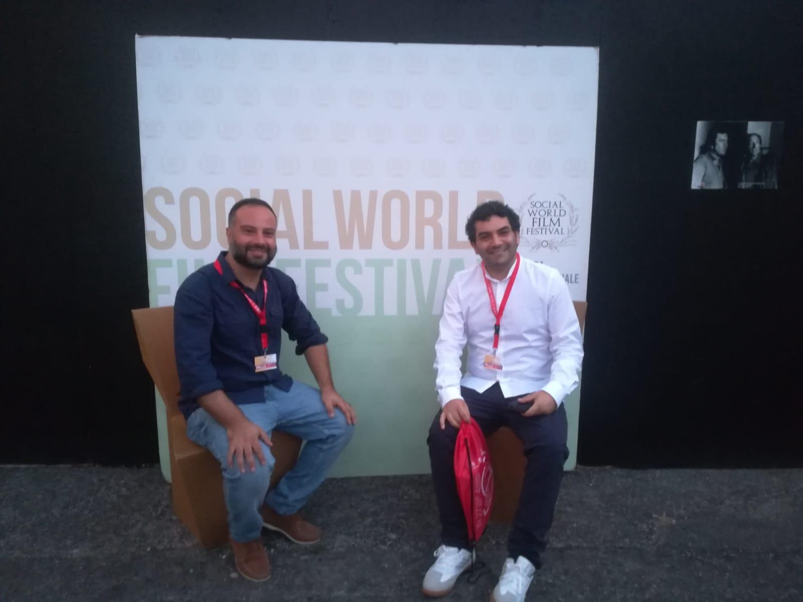 """#Swff2019, BELLAFRONTE di Andrea Valentino e Rosario D'Angelo miglior corto nella sezione """"Focus"""" del Social World Film Festival 2019"""