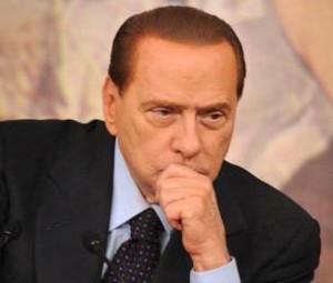 condannato ad un anno Silvo Berlusconi