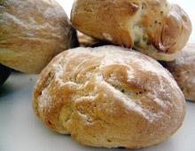 foto ricetta pane al formaggio