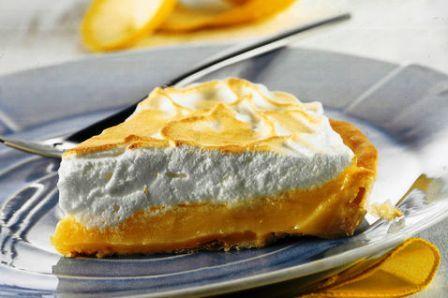 foto ricetta torta al limone