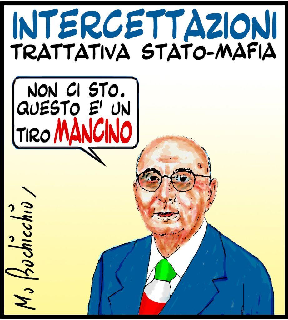 Napolitano testimonierà al processo sulla trattiva stato-mafia