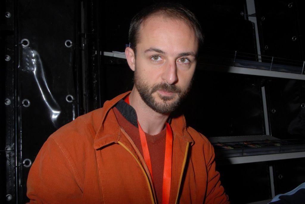 il regista Alessandro Rak