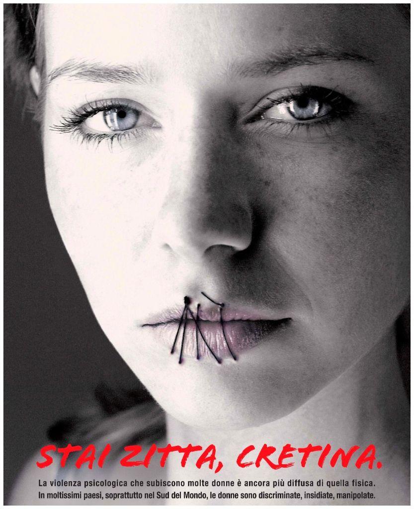Campagna contro la violenza sulle donne