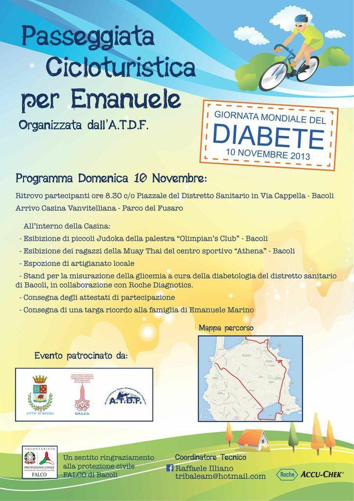 Programma completo giornata mondiale del diabete