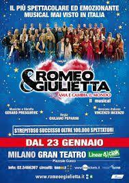 Rome e Giulietta al Teatro  tenda più grande d'Italia