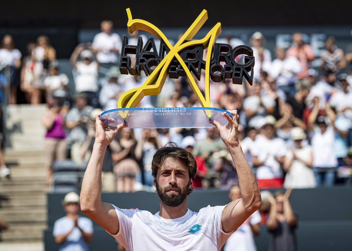 ATP Tour. Ad Amburgo i giovani top 10 non brillano