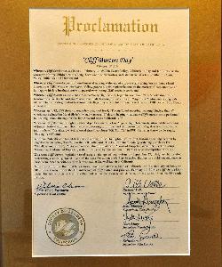 Petizione per il Cliff Burton Day
