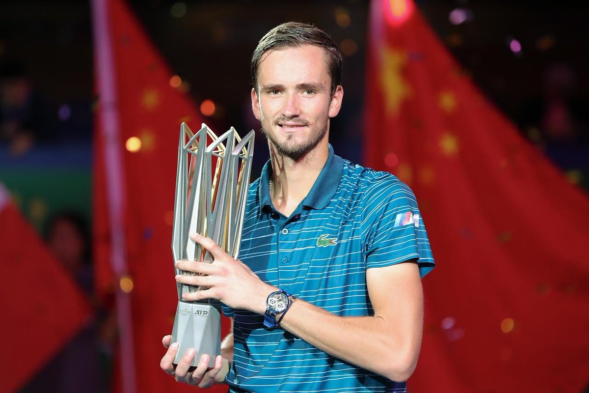 ATP Tour. A Shanghai trionfa la nuova generazione