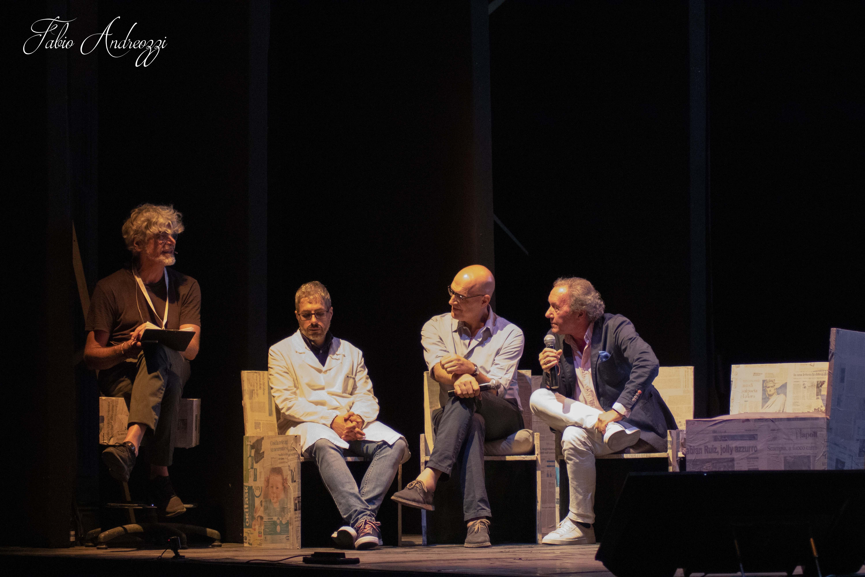 Sala D'Attesa: il primo talk show teatrale