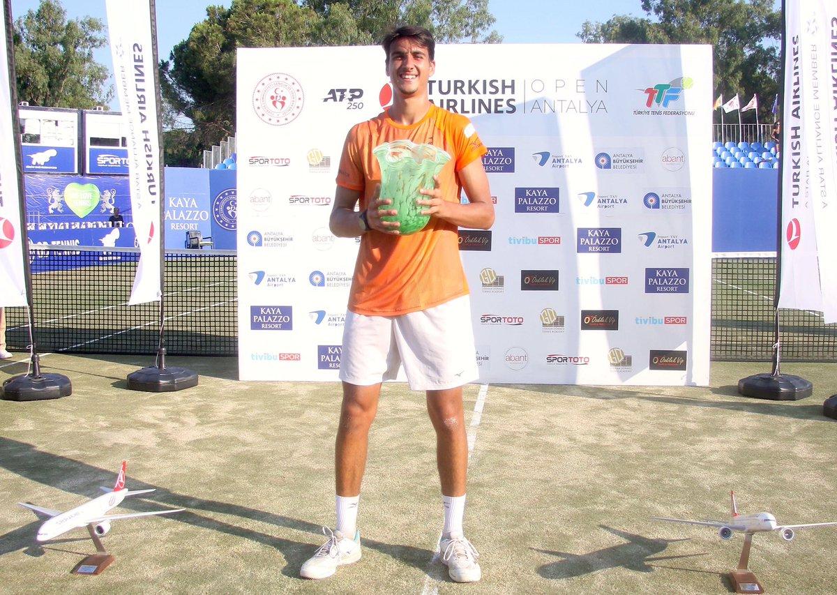 ATP Tour. L'erba è italiana anche in Turchia