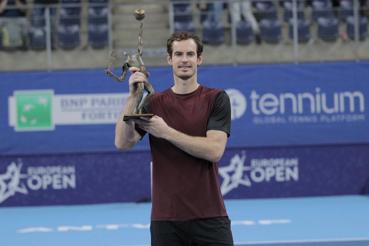 ATP Tour. Andy Murray torna a vincere