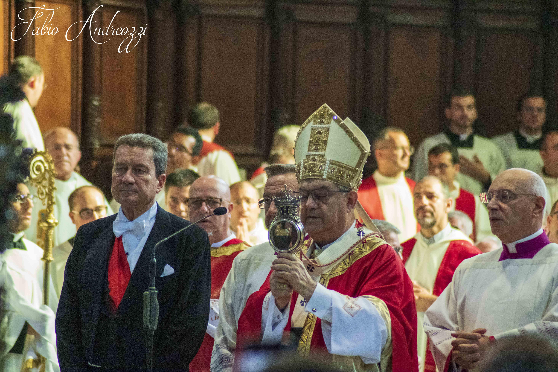 San Gennaro rinnova il miracolo