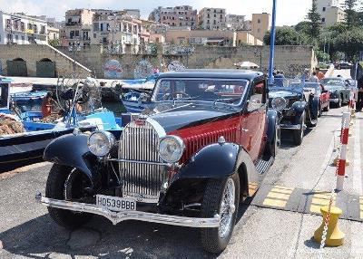 Triangolo d'Oro - auto d'epoca a Ischia (7)