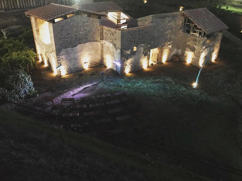 Campania by Night: kermesse ideata e promossa da Regione Campana e realizzata da Scabec