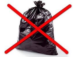 Comune di Napoli – divieto di vendita ed utilizzo di sacchi neri opachi per il conferimento dei rifiuti