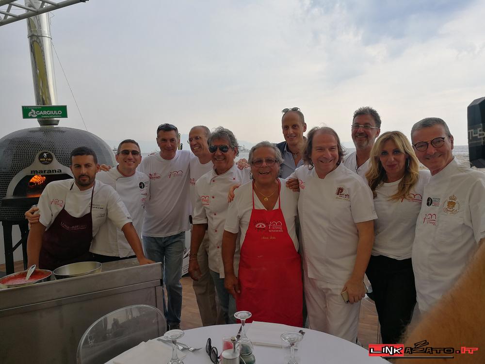 """Unione Pizzerie Storiche """"Le Centenarie"""" al Bufala Fest"""