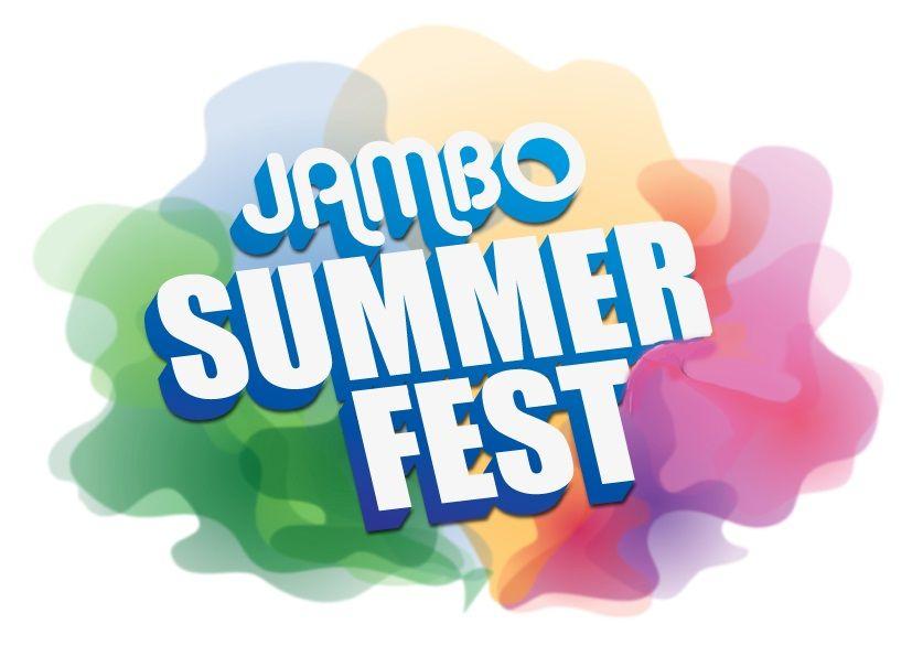Jambo Summer Fest:  7 concerti gratuiti con le Stelle della Musica italiana