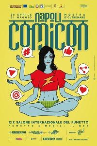 Manifesto 2017 del Napoli Comicon